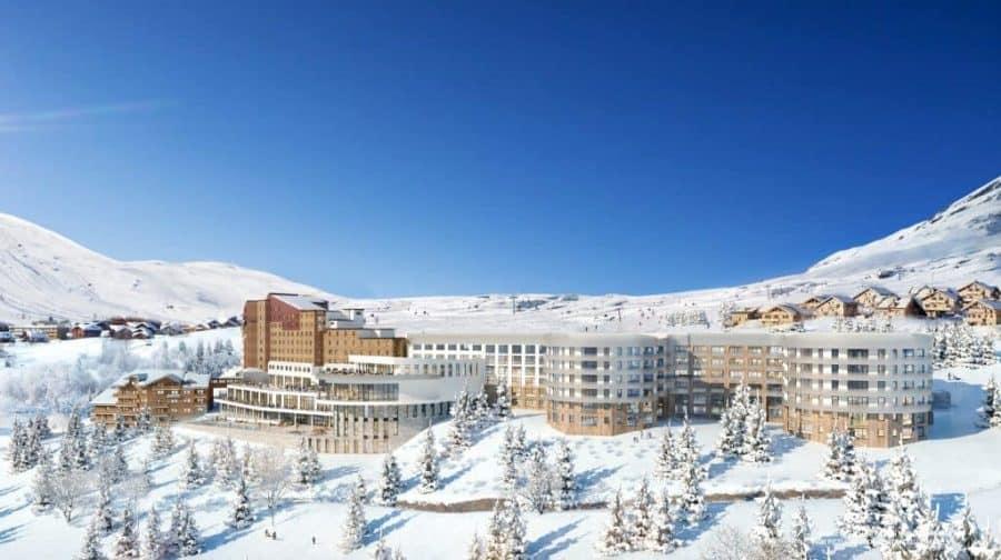 חופשת סקי בקלאב מד בצרפת