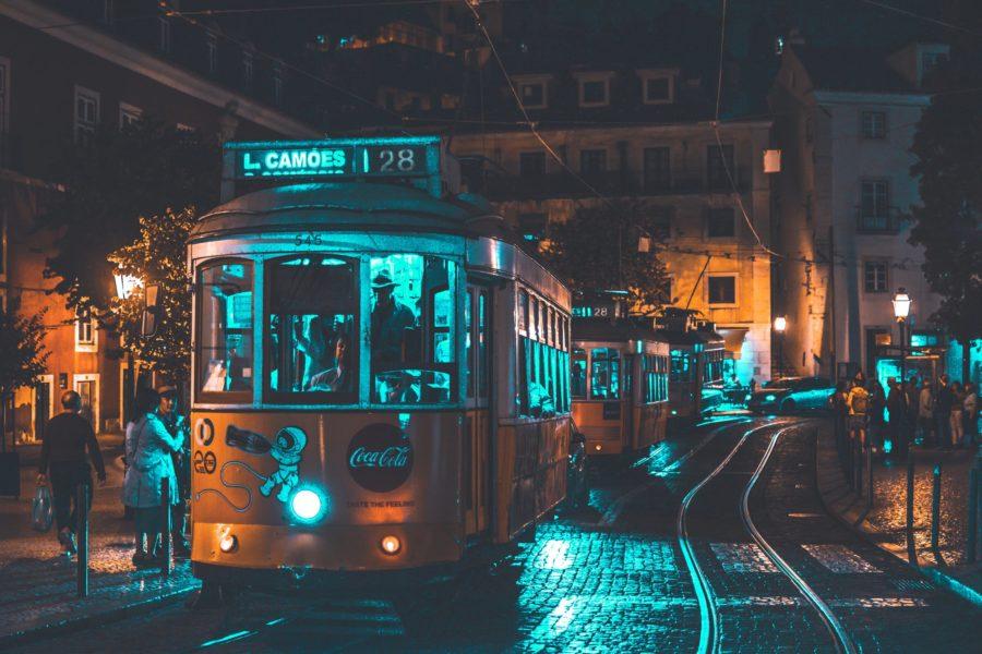 רכבת קלה פורטוגל