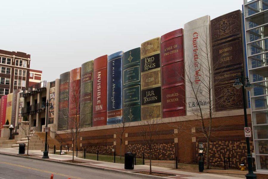 The Kansas City Library-הספרייה